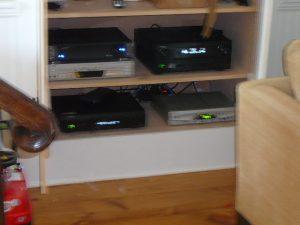 sound system cabinet